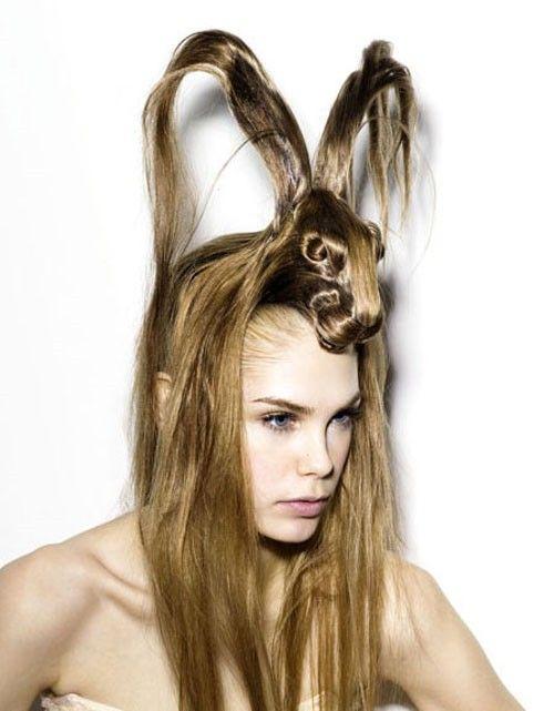 Crazy Hairstyles Prepossessing Chapeaux De Cheveux En Forme D'animaux  Crazy Hairstyles Crazy