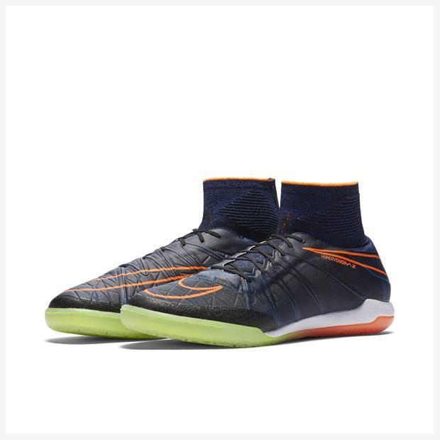 f7b37380bb Chuteira Nike Hypervenom Proximo Futsal Quadra