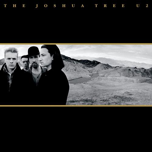 U2 - The Joshua Tree (1987)