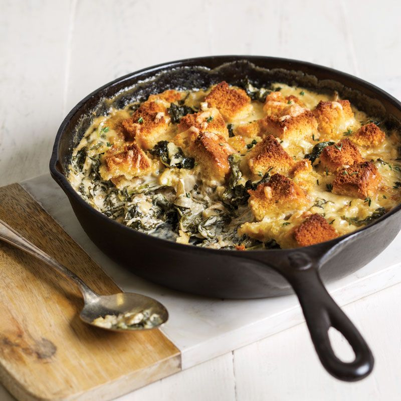 Baked Turnip Casserole – Supercharged Food  |Kale Turnip Casserole