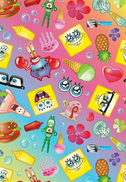 Pin by Sarah Blackwood on Wallpapers   Pinterest   Spongebob ...