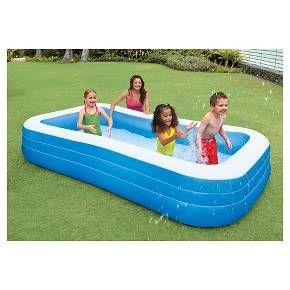 Intex 120 X 72 X 22 Swim Center Family Inflatable Pool Family Inflatable Pool Inflatable Pool Children Swimming Pool