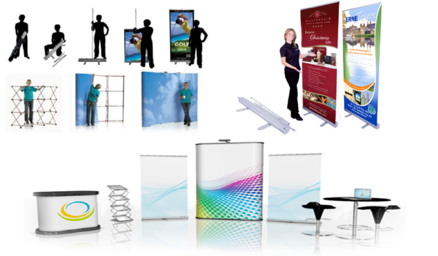 Exhibition Stands Prices : We offer display stands exhibition and advertising banner expo