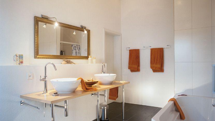 Bäder   Wc mit dusche, Familienbad und Bad