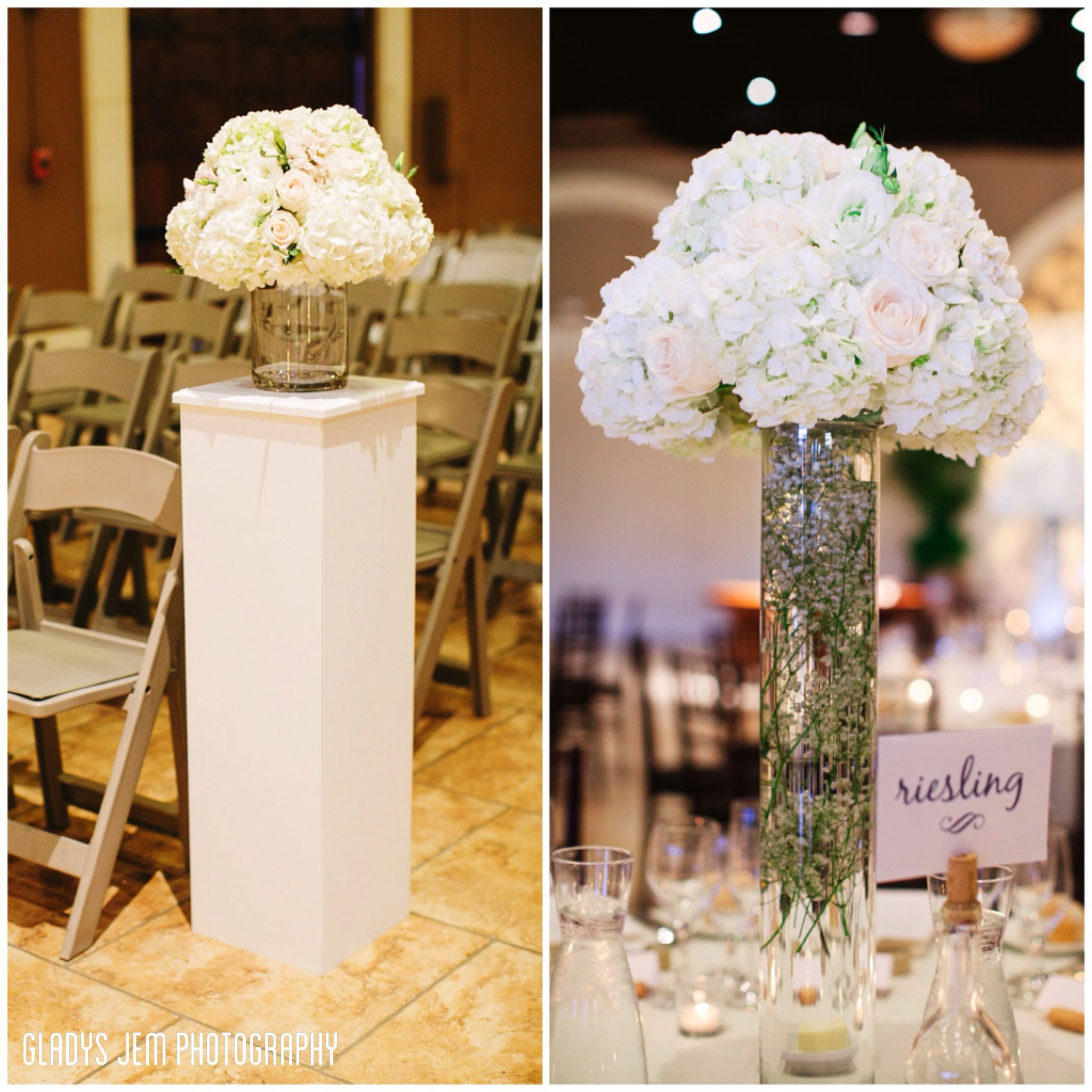 The Wedding Ceremony Wedding Flowers Cost Wedding Flowers Reception Centerpieces