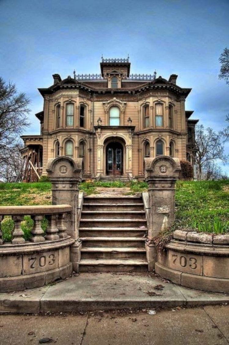 Abandoned Mansion in Kansas City Missouri