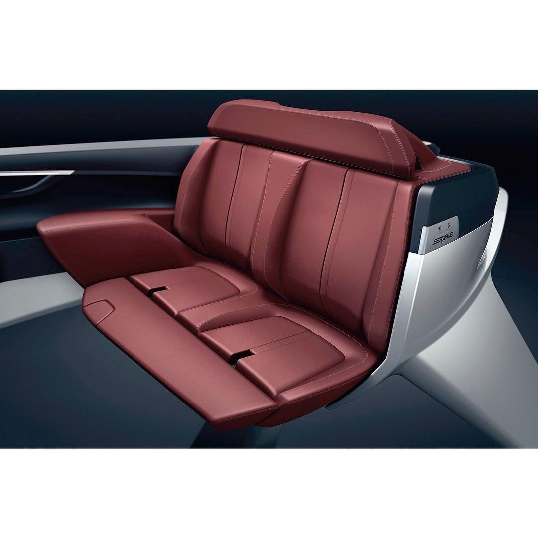 Seat Design For The Peugeot Beneteau SEA DRIVE Concept: A