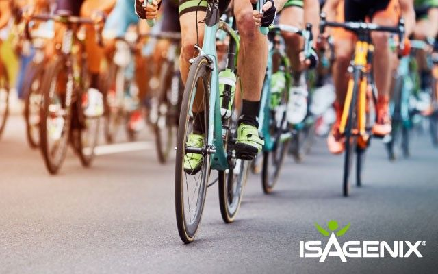 Creatine Plus Carbs Gives Endurance Athletes Breakaway Speed