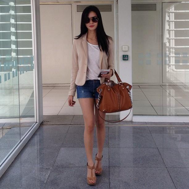 Erich Gonzales Love It Pinterest Filipino Smart Casual And Blazers