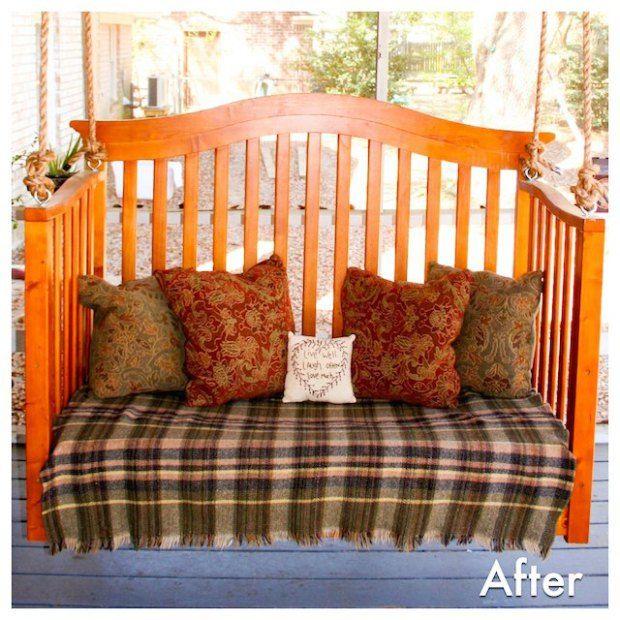 10 surprising ways to repurpose a baby crib