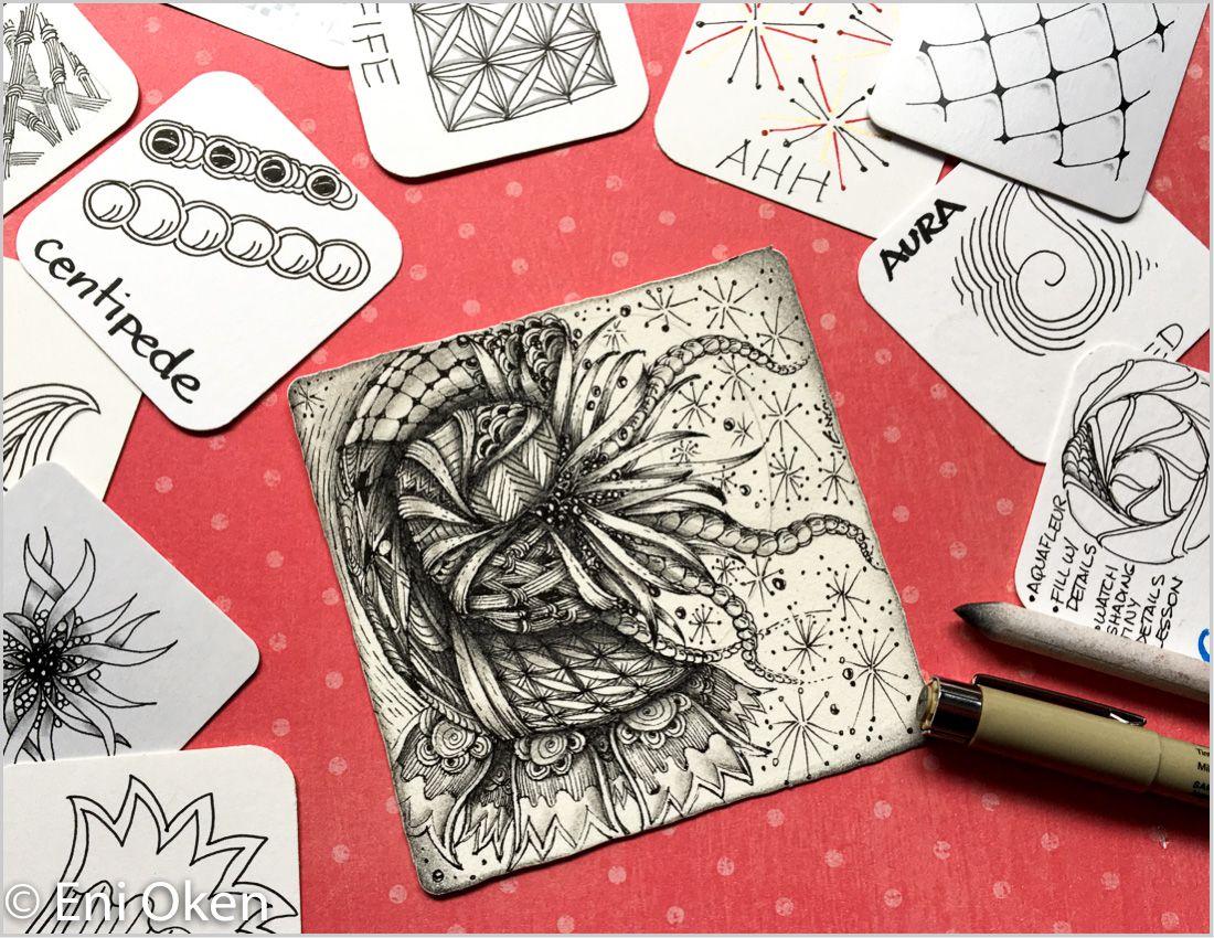 Art And Tangle Raffle Game