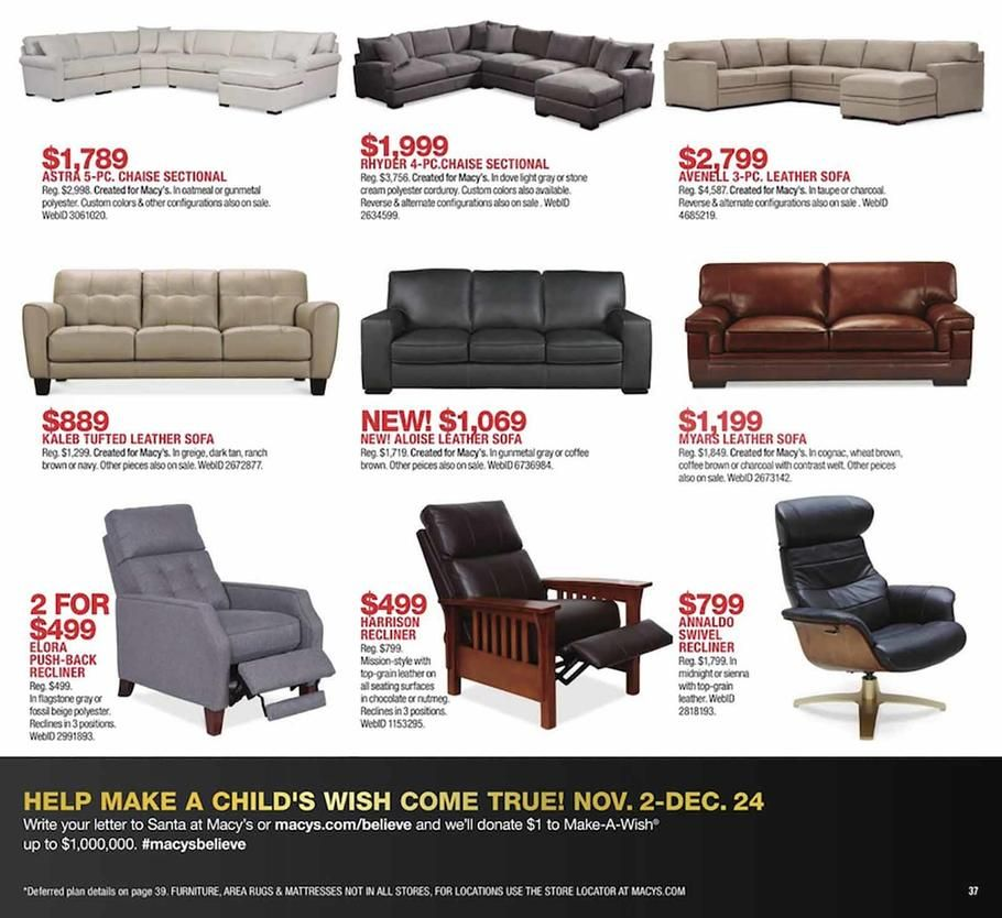 Macy S Black Friday Ad Scan Deals And