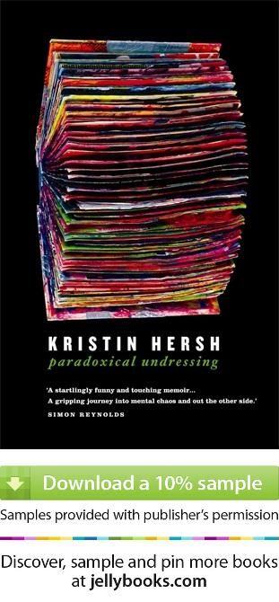 Paradoxical Undressing By Kristin Hersh Download A Free Ebook