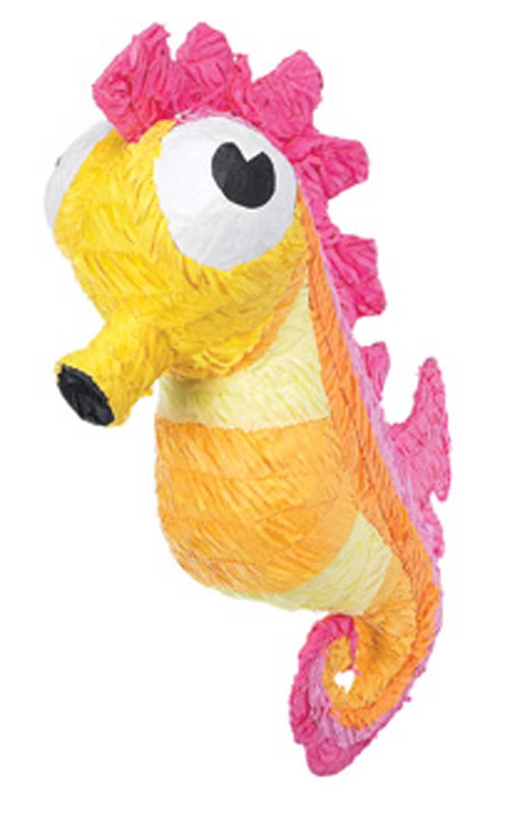 Seahorse Pinata Seahorse Pinata measures long x wide to match your party  theme.