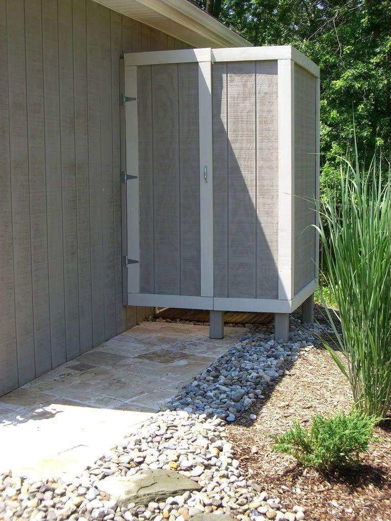 outdoor bathrooms Outdoor Shower and u0027Outdooru0027