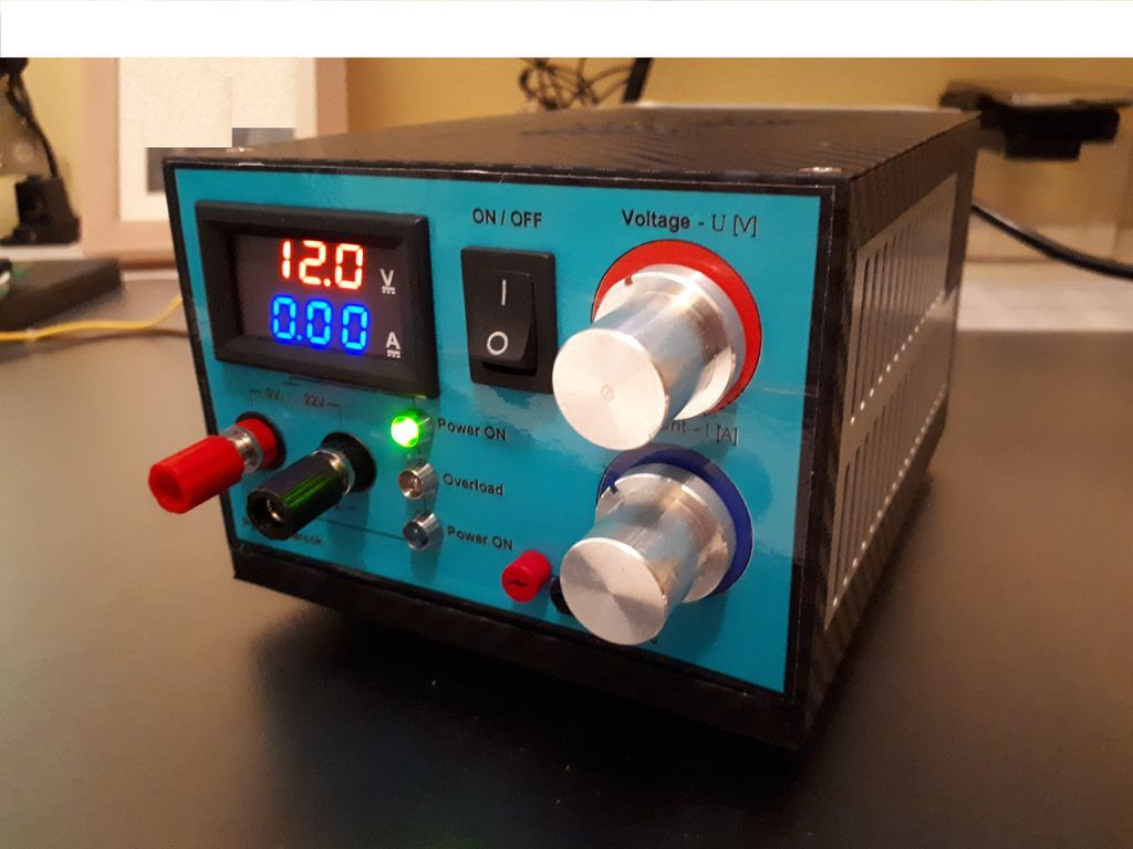 Compact Regulated Psu Power Supply Unit Circuitlab Test Lm 317 Voltage Regulator