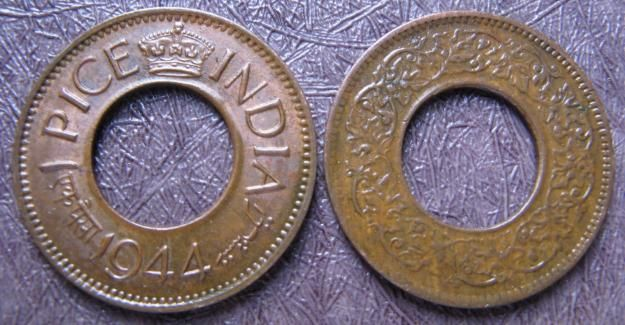 OLD COINS OF BIRTISH INDIA PERIOD FOR SALE ON VERY