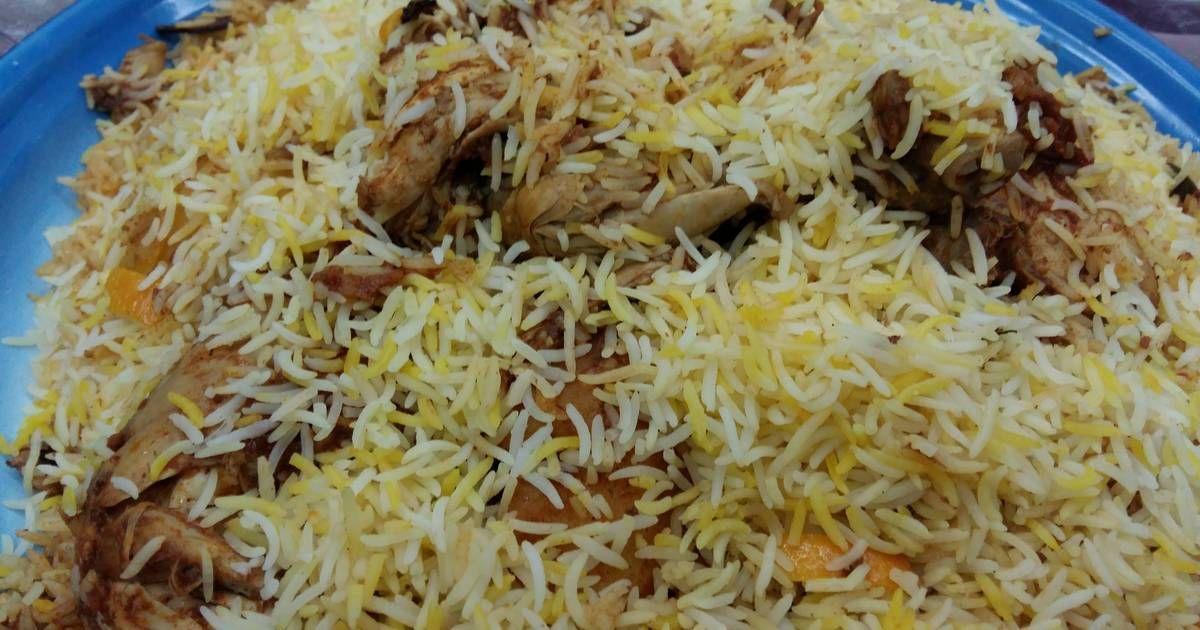 طريقة عمل الرز الكابلي الحجازي موسوعة Recipes Cooking Food