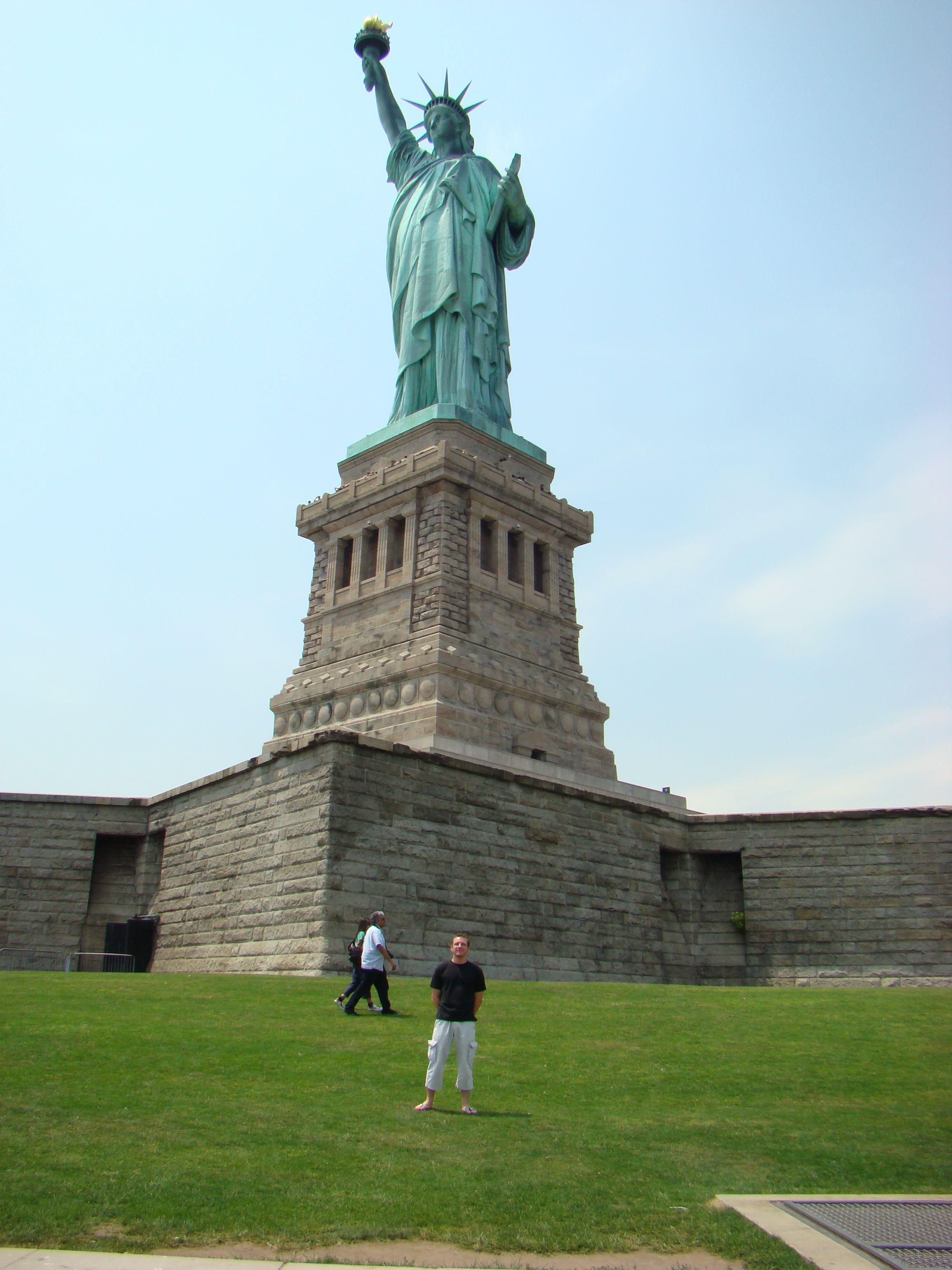 New York - Die Freiheitsstatue