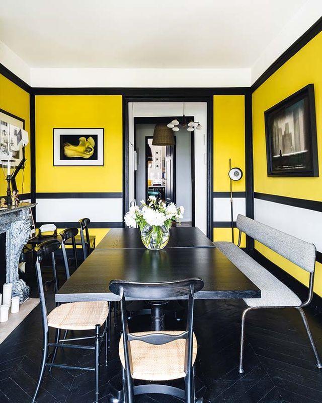 Väriä, taidetta ja vintagea