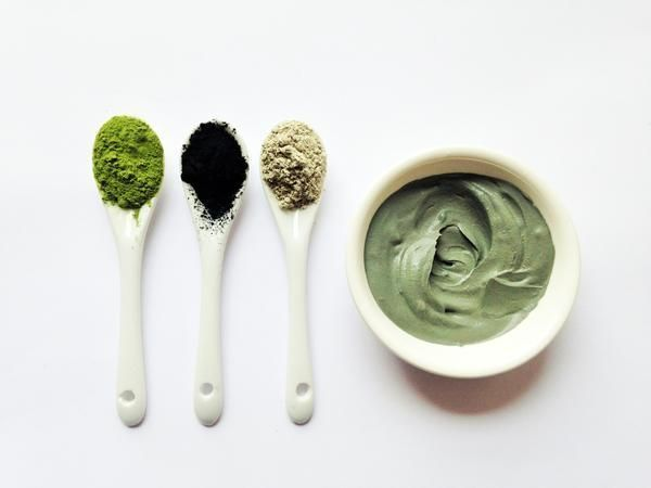 Photo of DIY Detoxifying Activated Charcoal and Matcha Mask  #charcoalskincare Skin Care …