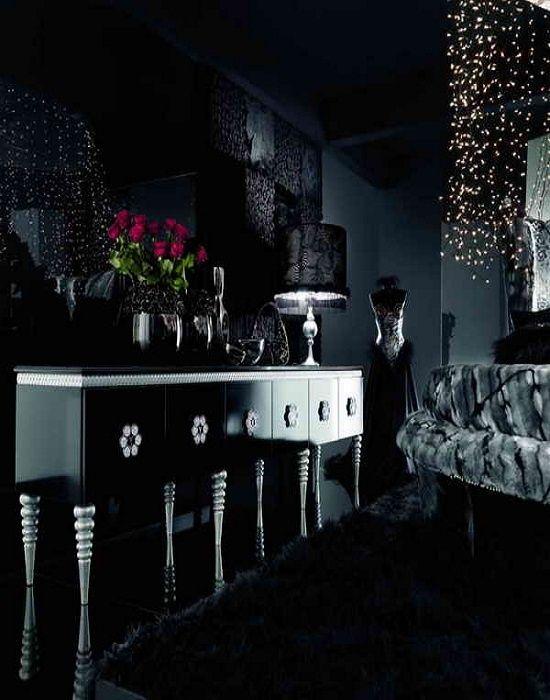 36 Dark Living Room Designs Decorating Ideas Furniture Design Living Room Dark Living Rooms Gothic Living Room