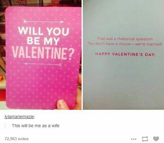 Pin By L On Funny Stuff Valentines Memes Marriage Funny Valentine