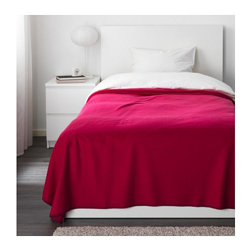 VINTER 2016 Bedspread  - IKEA Bedding should have some layers of softness and pops of color