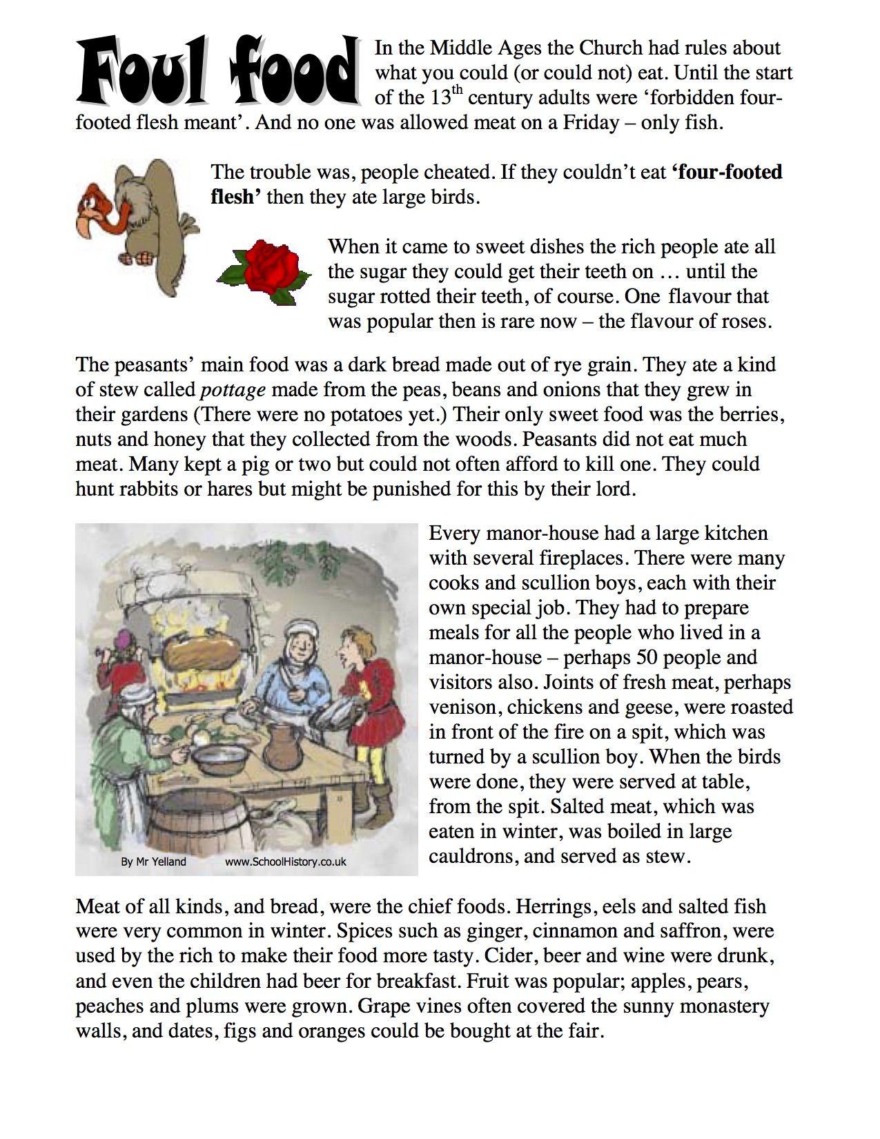 Free History Worksheets | KS3 & KS4 Lesson Plans & Resources ...