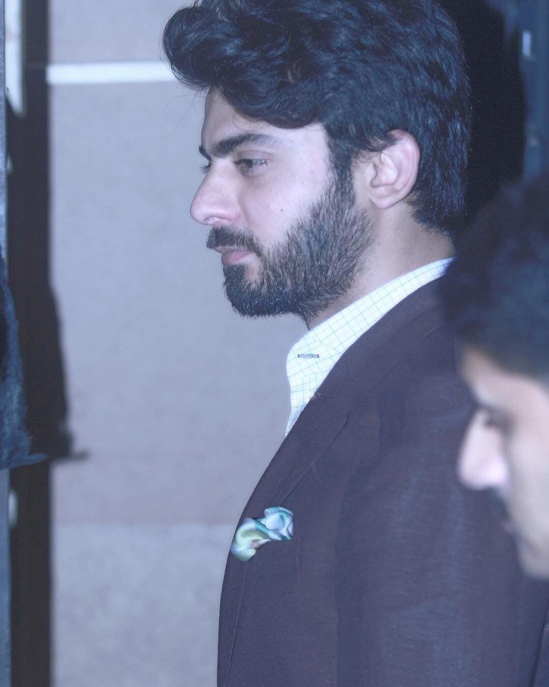 The Most Beautiful Side Profile Fawadkhan With Images