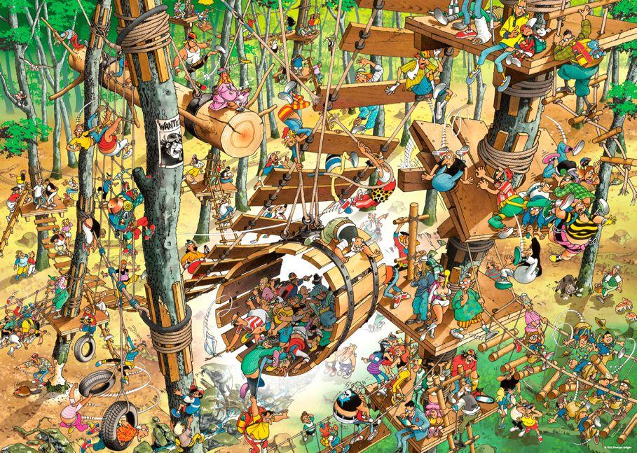 puzzles heye puzzle de 1000 piezas escalando de roger blachon en casadelpuzzle tienda de puzzles y rompecabezas
