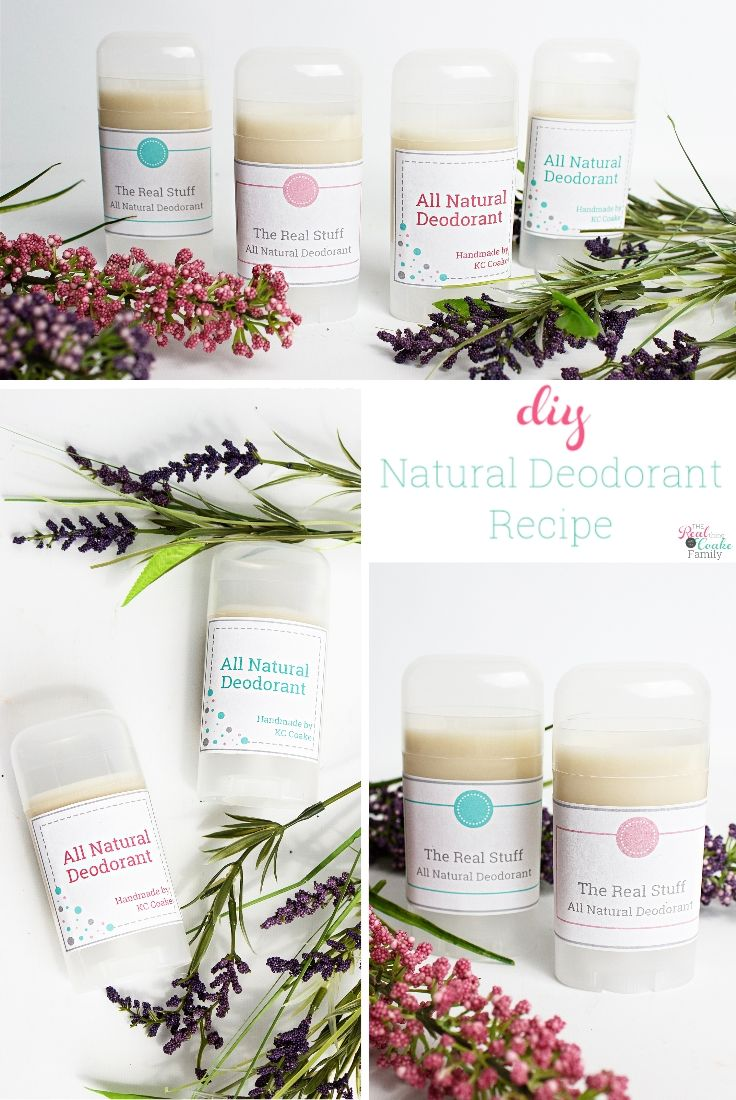 How To Make Deodorant That Really Works All Natural Recipe Natural Deodorant Recipe All Natural Deodorant Diy Natural Deodorant