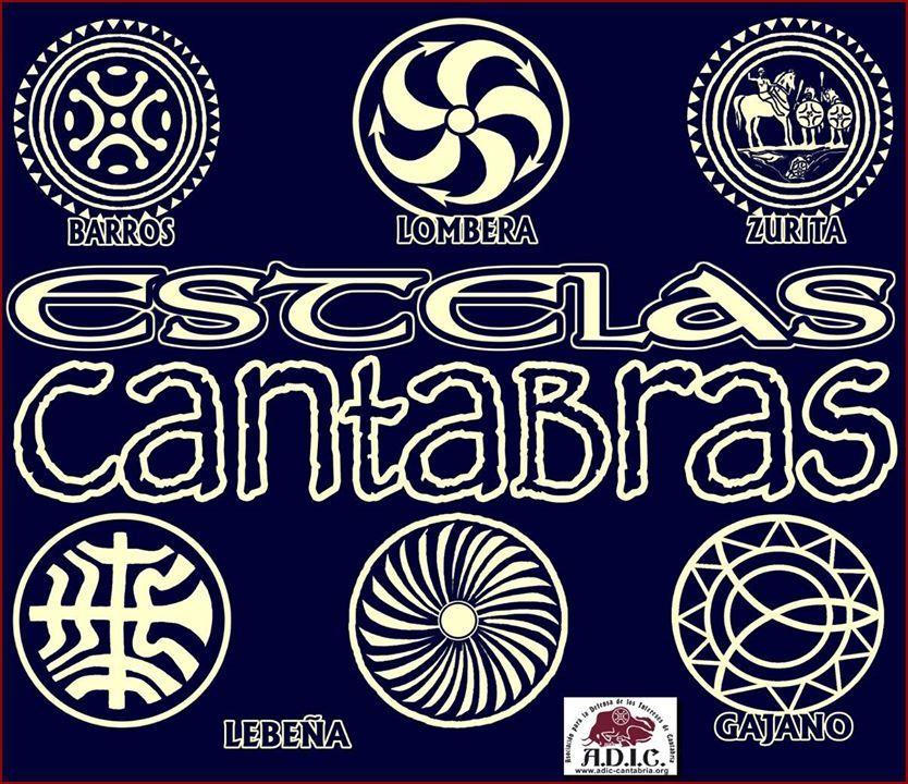 Estelas Cantabras Arte Celta Celta Estela