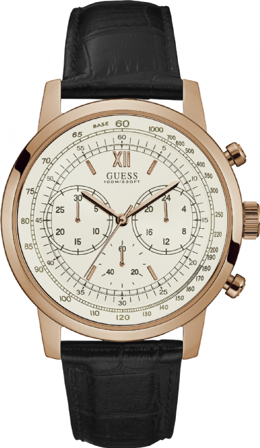 2f507e43594 92631GPGSRC2 Relógio Masculino Guess Cronógrafo com Pulseira de Couro