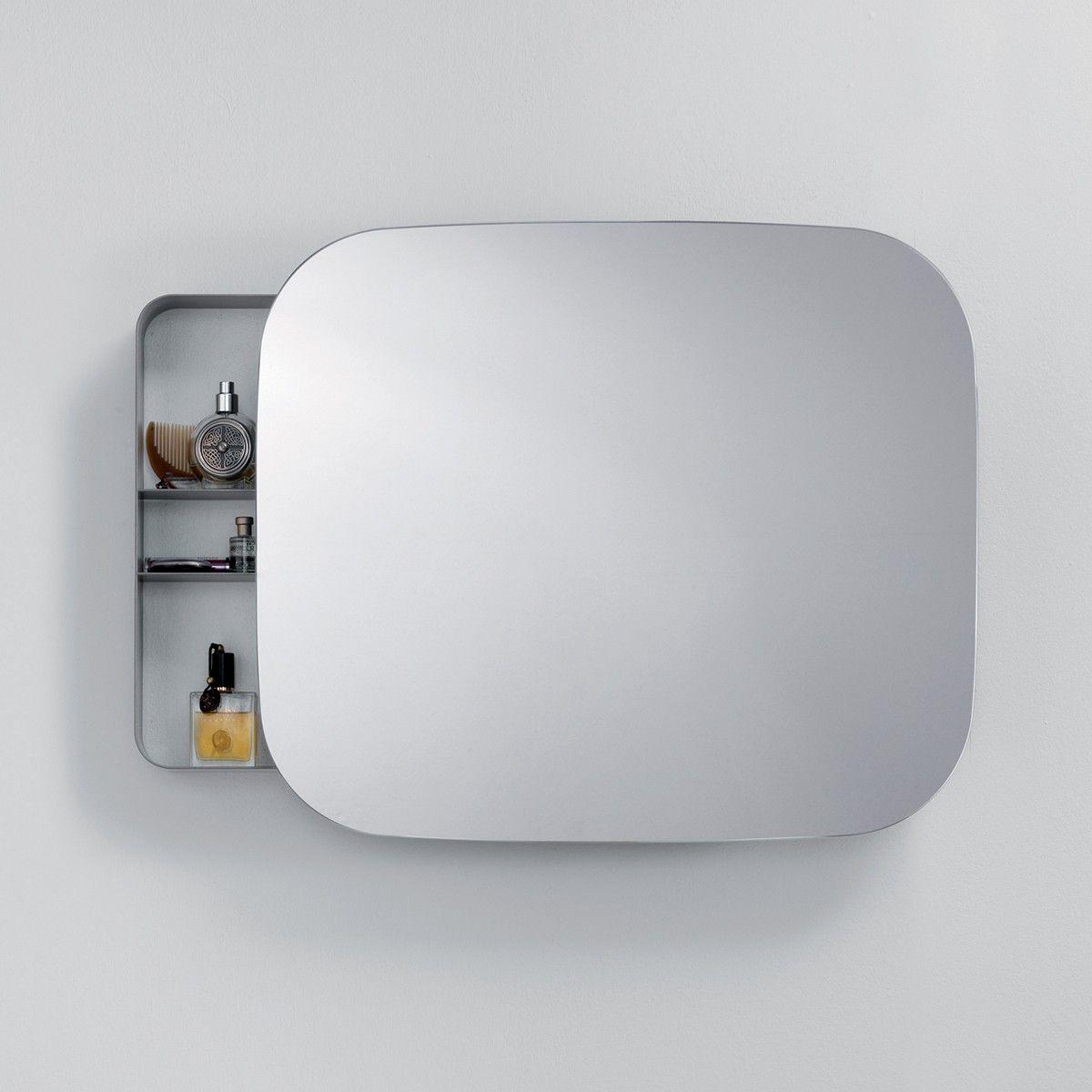 Ce miroir mural design de la collection Ray est celui qu il vous