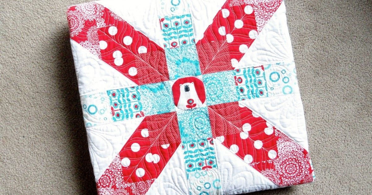 A blog about quilting by a Canadian quilter. Quilts