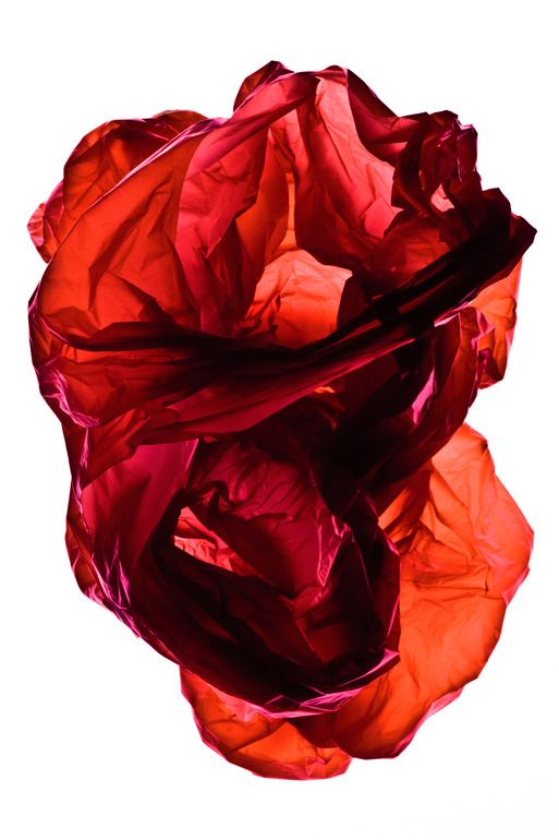 "Saatchi Online Artist: Naomi White; Digital, 2012, Photography ""Plastic Currents (Red)"""