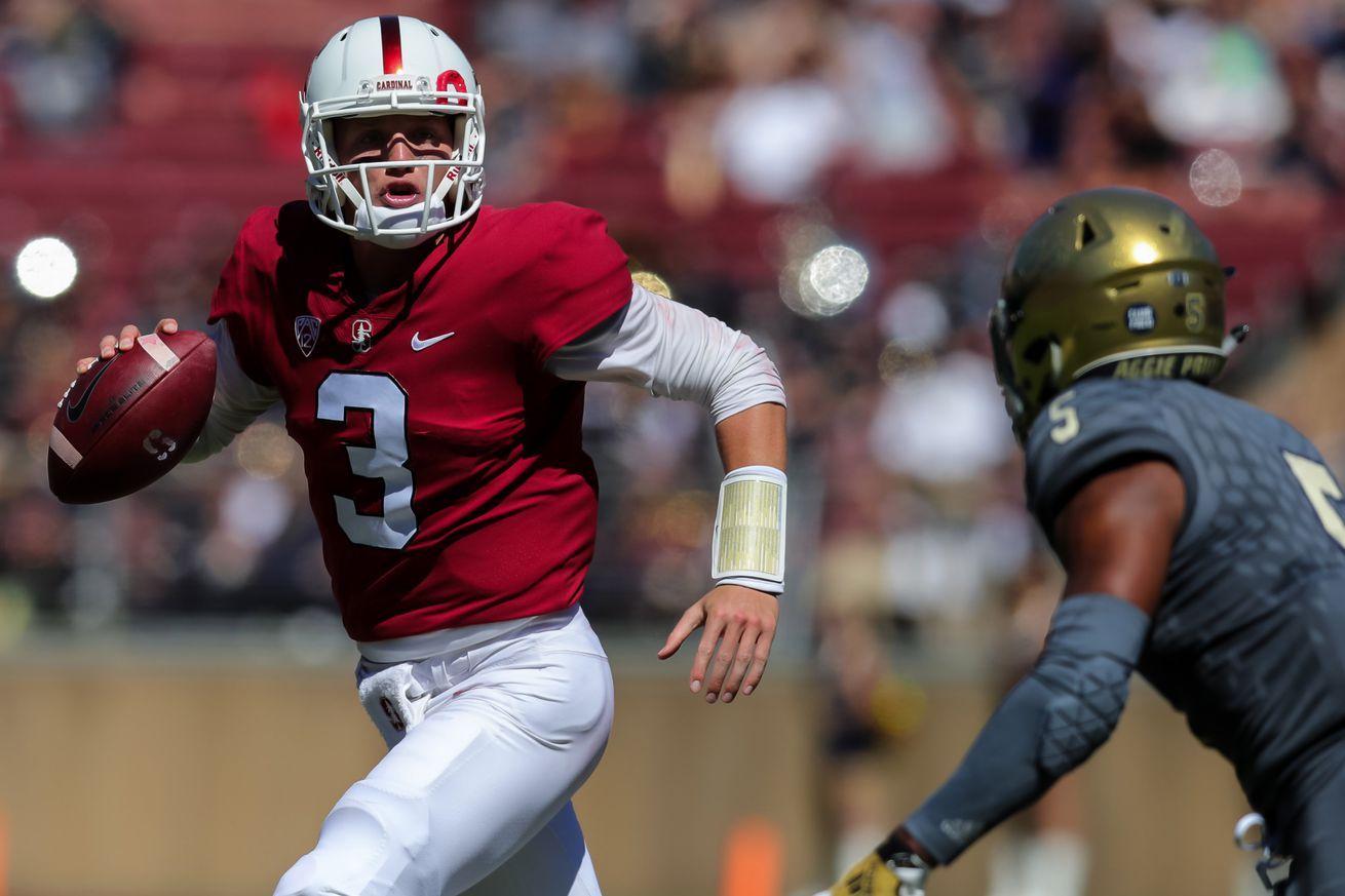 Stanford vs. Oregon live stream Time TV channel pick