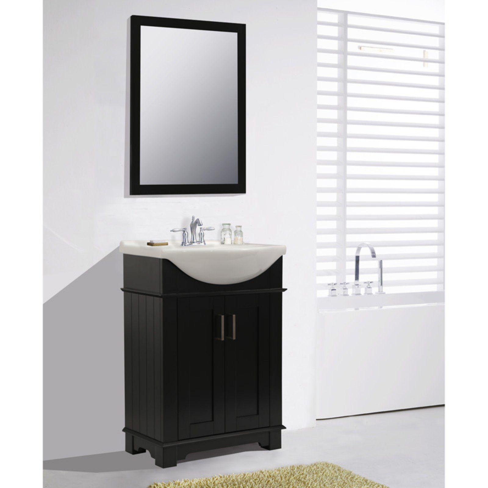 Legion Furniture WLF6042 24 in. Single Bathroom Vanity