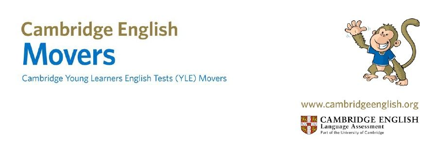 Cambridge English Movers (YLE Movers) Sample Paper Volume 1 - sample paper