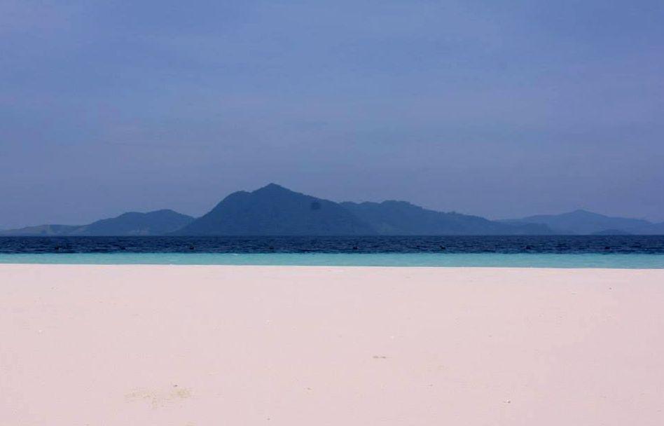 Celebes sea Borneo