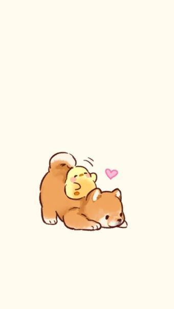Trendy Wallpapers For Android Iphone Lock Screen Wallpaper Lock Screen Wallpaper Iphone Cute Cartoon Wallpapers Dog Drawing Simple Cute Drawings