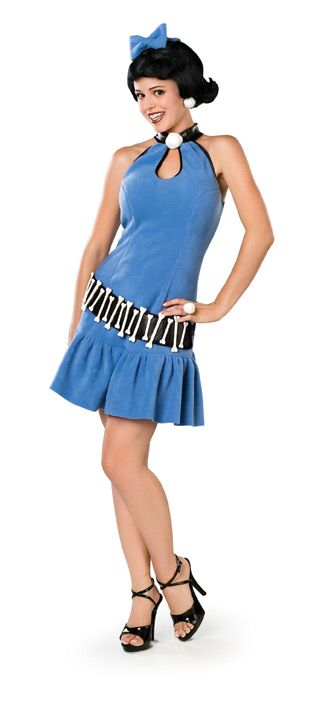 Betty Rubble Flintstones Character Costume - Calgary Alberta. A great costume idea for a TV show themes cartoon characters Halloween group or family ...  sc 1 st  Pinterest & Betty Rubble Flintstones Character Costume | Pinterest | Flintstones ...