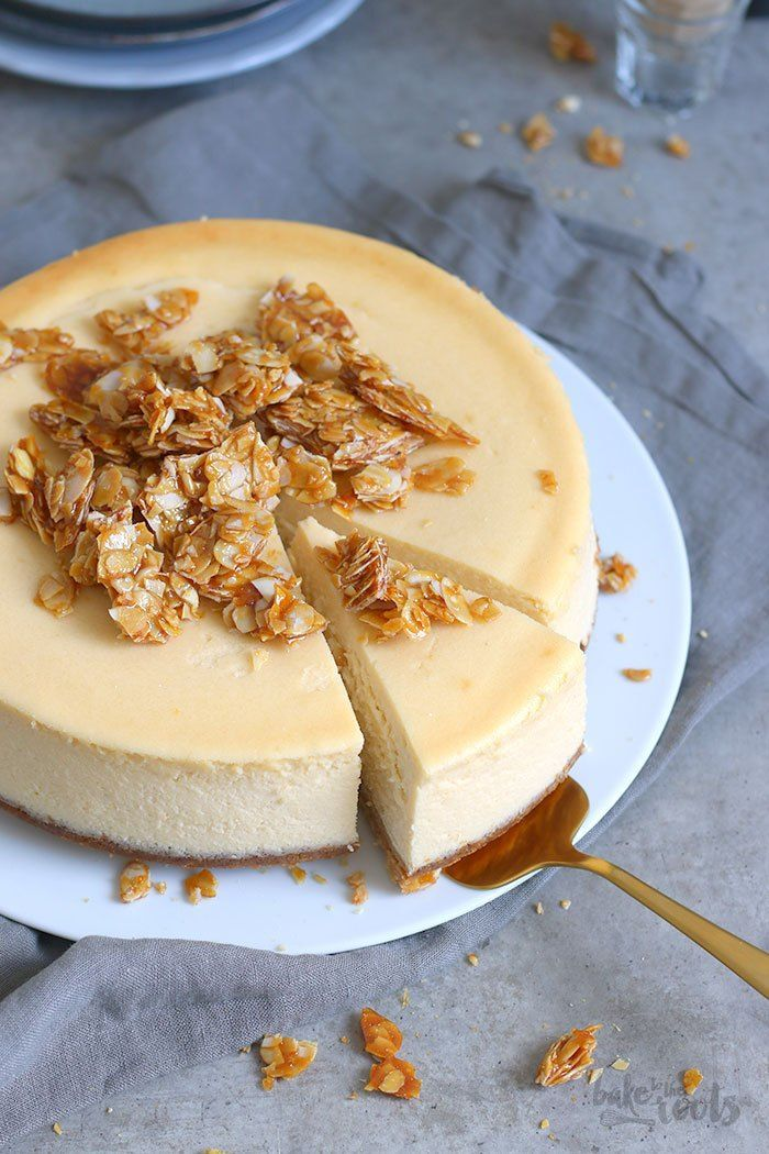 Photo of Coffee House Classics – Baileys NY Cheesecake | Bake to the roots