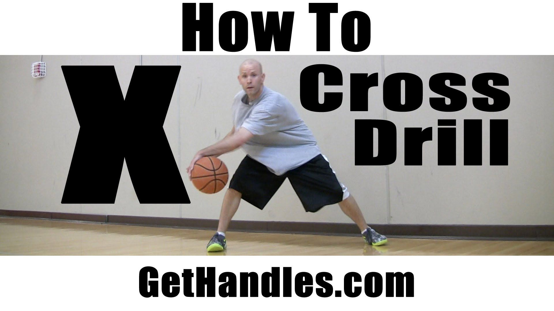 How To X Cross Basketball Drill Amp Move