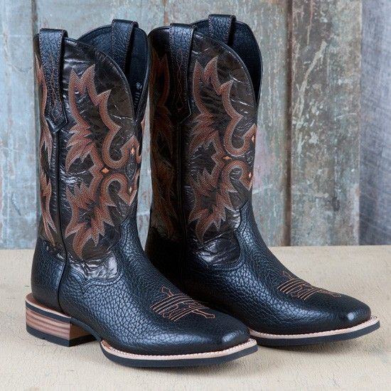 Black Ariat Boots - Cr Boot