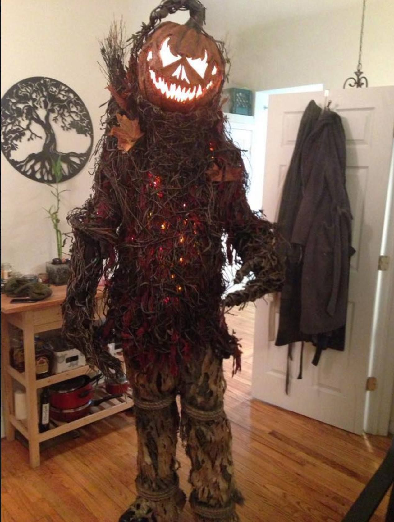 Awesome scarecrow costume personajes pinterest scarecrows