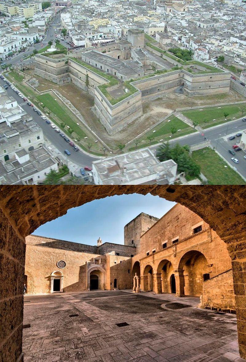 Castello di Copertino - Lecce (con immagini) | Castelli