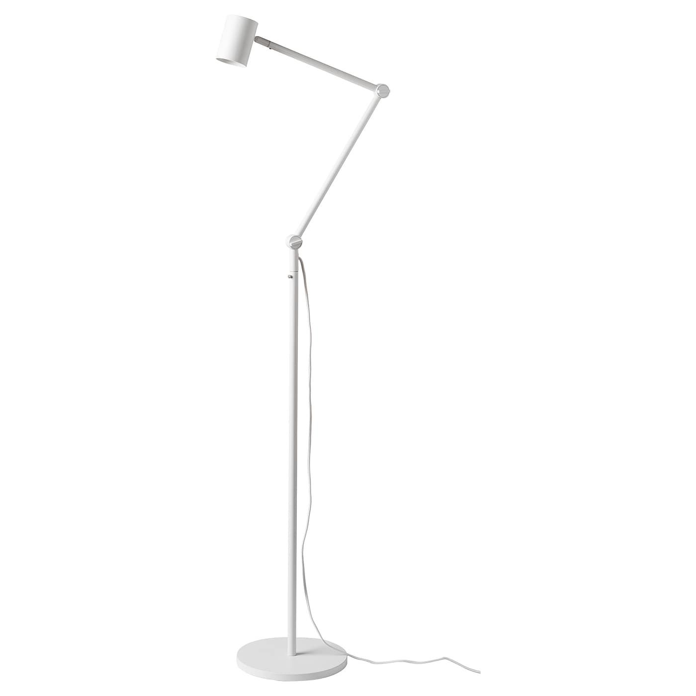 Nymane Stand Leseleuchte Weiss Ikea Osterreich Lampen Led