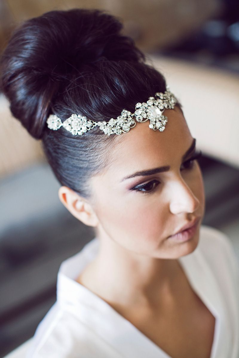 loving this hair/head piece | planning my wedding | bride